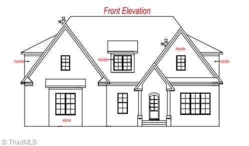 4262 Bridgehead Road, Kernersville, NC 27284 (MLS #004489) :: Berkshire Hathaway HomeServices Carolinas Realty