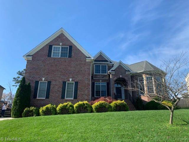 2729 Edenridge Drive, High Point, NC 27265 (MLS #004757) :: Greta Frye & Associates | KW Realty Elite