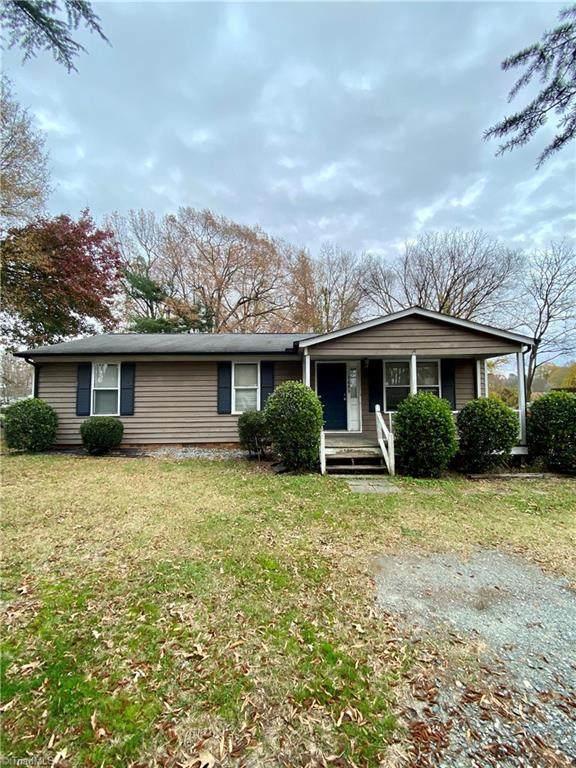 1609 Rainbow Drive, Greensboro, NC 27403 (#005024) :: Premier Realty NC