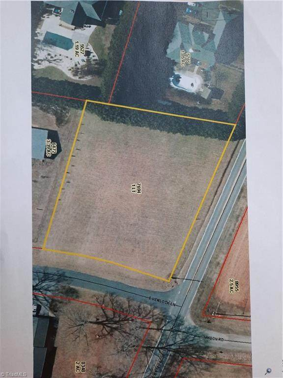 Lot # 26 Poplar Springs Road, State Road, NC 28676 (MLS #1005831) :: Berkshire Hathaway HomeServices Carolinas Realty