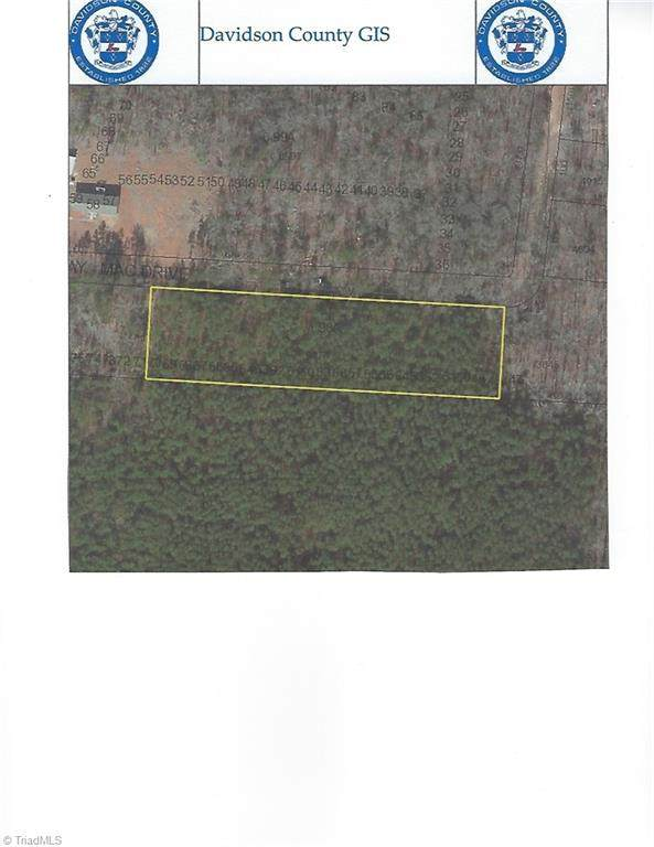 Lot 48 Pearl Drive, Lexington, NC 27292 (MLS #1007081) :: Berkshire Hathaway HomeServices Carolinas Realty