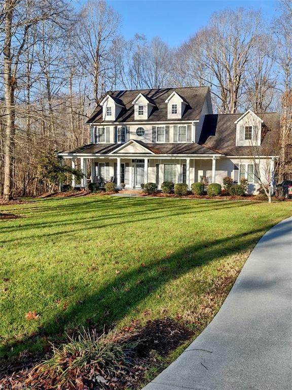 180 March Ferry Road, Advance, NC 27006 (#1007717) :: Premier Realty NC