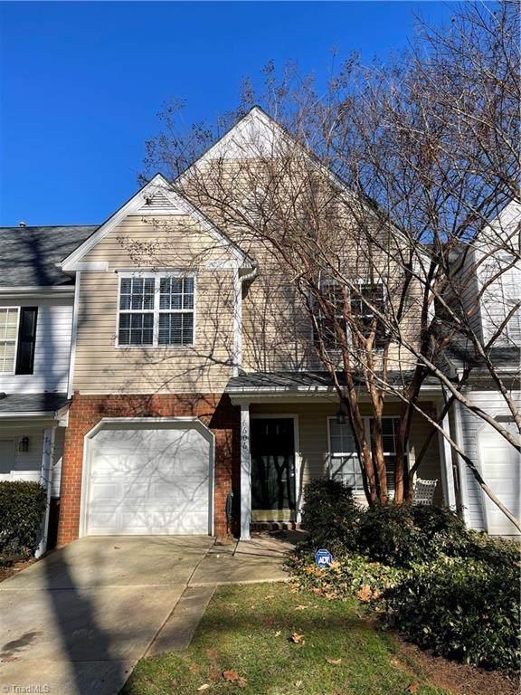 6606 Portrait Drive, Greensboro, NC 27410 (MLS #1007899) :: Team Nicholson