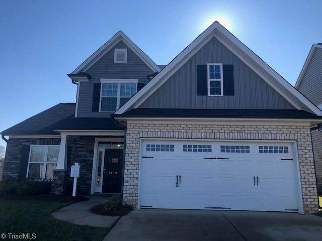 1419 Land Grove Drive, Kernersville, NC 27284 (MLS #1008569) :: Berkshire Hathaway HomeServices Carolinas Realty