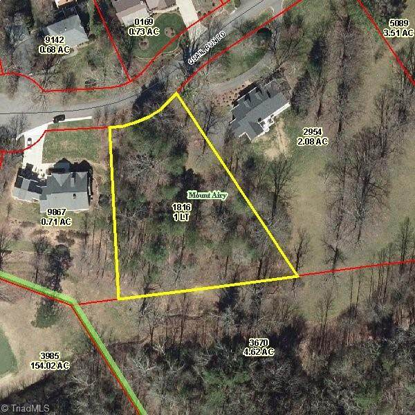 0.88 Acres Quail Run Road, Mount Airy, NC 27030 (#1008616) :: Mossy Oak Properties Land and Luxury