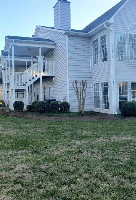 7404 Riverview Knoll Court, Clemmons, NC 27012 (MLS #1008952) :: Ward & Ward Properties, LLC