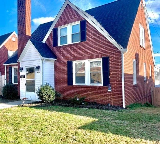 405 D Street, North Wilkesboro, NC 28659 (MLS #1009174) :: Team Nicholson