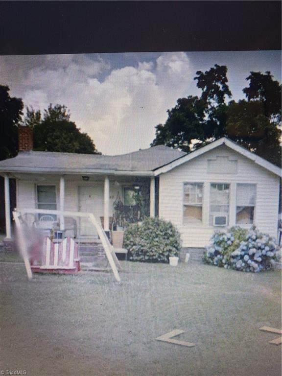 207 Charles Avenue, High Point, NC 27260 (MLS #1009220) :: Team Nicholson