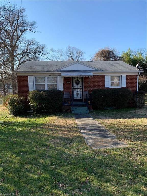 920 Reid Street, Greensboro, NC 27406 (MLS #1010465) :: Ward & Ward Properties, LLC