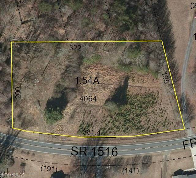 1656 Friedberg Church Road, Winston Salem, NC 27127 (MLS #1010475) :: Lewis & Clark, Realtors®