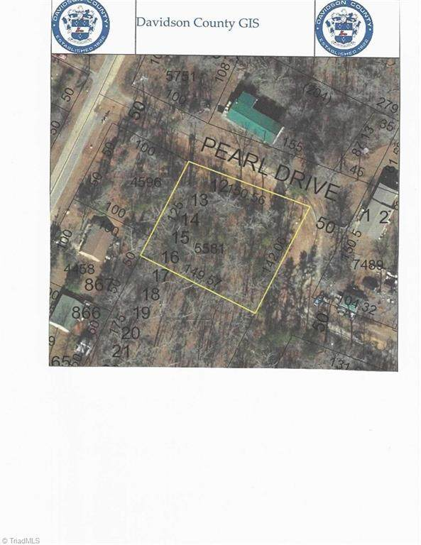 134 Pearl Drive, Lexington, NC 27292 (MLS #1010633) :: Lewis & Clark, Realtors®