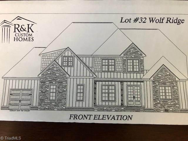 8409 Wolf Ridge Trail, Oak Ridge, NC 27310 (MLS #1011563) :: Greta Frye & Associates | KW Realty Elite