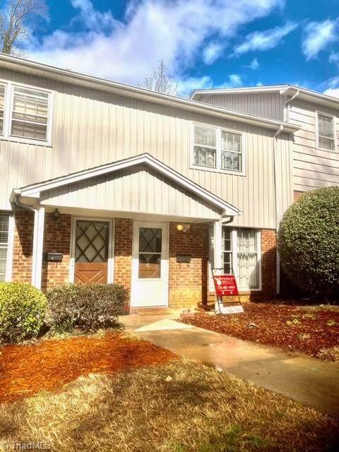 1105 Robin Hood Road C, High Point, NC 27262 (MLS #1012099) :: Ward & Ward Properties, LLC