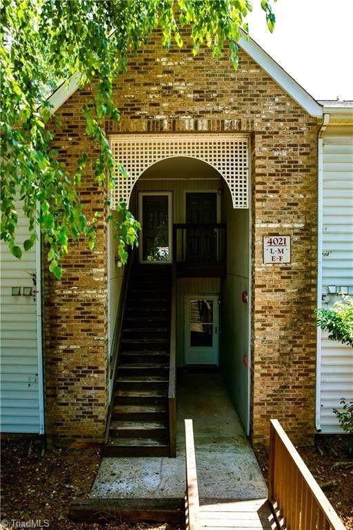 4021 Whirlaway Court M, Clemmons, NC 27012 (MLS #1012596) :: Ward & Ward Properties, LLC