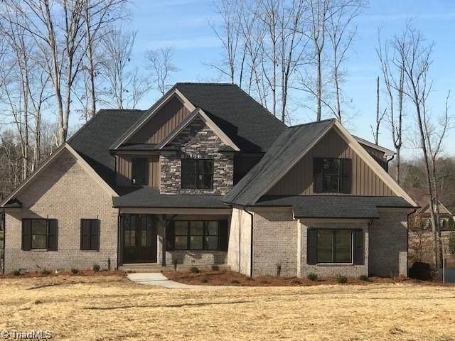 8407 Poplar Bluff Drive, Stokesdale, NC 27357 (MLS #1012609) :: Ward & Ward Properties, LLC