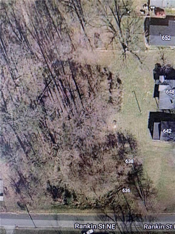 0 Rankin Street, Winston Salem, NC 27101 (#1012843) :: Mossy Oak Properties Land and Luxury