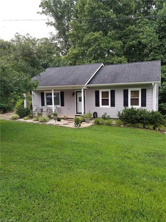 243 Tindall Street, North Wilkesboro, NC 28659 (MLS #1013490) :: Greta Frye & Associates | KW Realty Elite