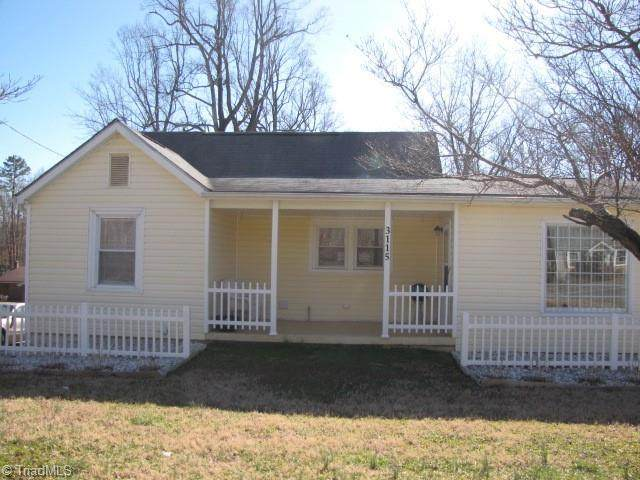 3115 Vance Street Extension, Reidsville, NC 27320 (MLS #1013494) :: Greta Frye & Associates | KW Realty Elite