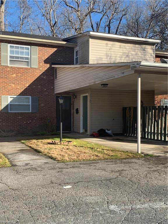 2216 Shadow Valley Road E, High Point, NC 27265 (MLS #1013545) :: Ward & Ward Properties, LLC