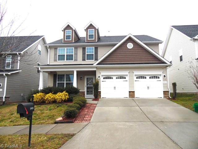 1908 Sinclair Trace, Burlington, NC 27215 (MLS #1013889) :: Ward & Ward Properties, LLC