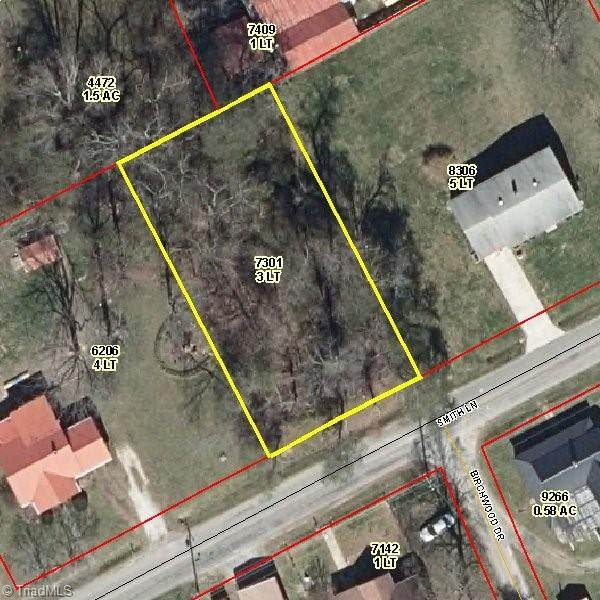0.25 Acres on Smith Lane, Mount Airy, NC 27030 (MLS #1014019) :: Berkshire Hathaway HomeServices Carolinas Realty