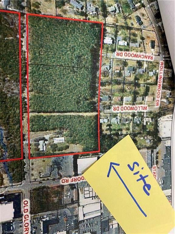 0 Old Glory Road, Clemmons, NC 27012 (MLS #1015432) :: Greta Frye & Associates | KW Realty Elite