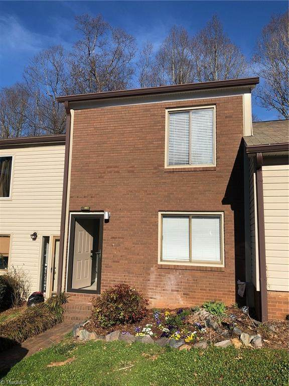 147 Forest View Drive, Winston Salem, NC 27104 (#1015676) :: Premier Realty NC