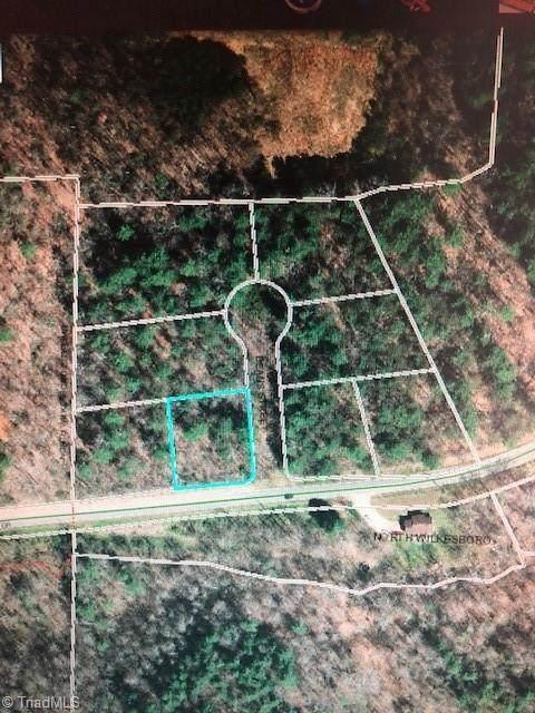 TBD Sunset Drive, North Wilkesboro, NC 28659 (MLS #1018143) :: Ward & Ward Properties, LLC