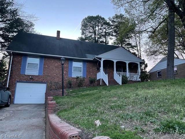 1603 Guyer Street, High Point, NC 27265 (MLS #1018368) :: Lewis & Clark, Realtors®