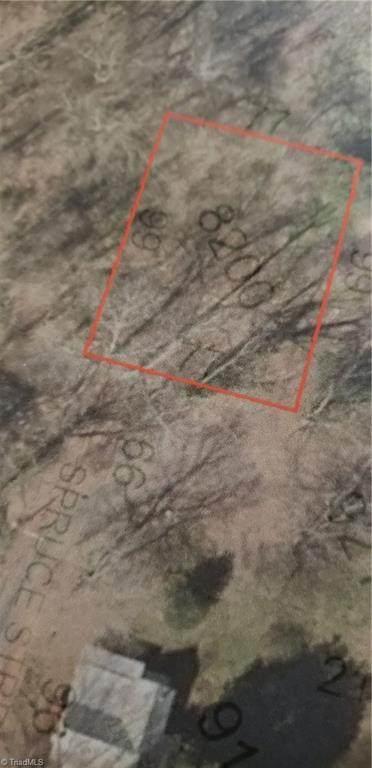 197 Spruce Street, Mocksville, NC 27028 (#1018951) :: Premier Realty NC