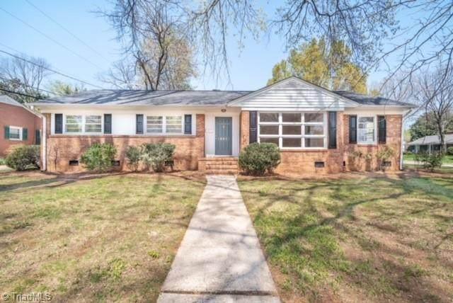 921 Pembroke Road, Greensboro, NC 27408 (MLS #1019511) :: Berkshire Hathaway HomeServices Carolinas Realty