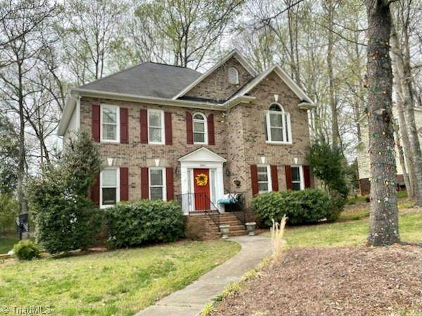 2260 Denise Lane, Winston Salem, NC 27127 (MLS #1019612) :: Greta Frye & Associates | KW Realty Elite