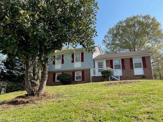 4303 King Arthur Place, Greensboro, NC 27405 (MLS #1019650) :: Berkshire Hathaway HomeServices Carolinas Realty