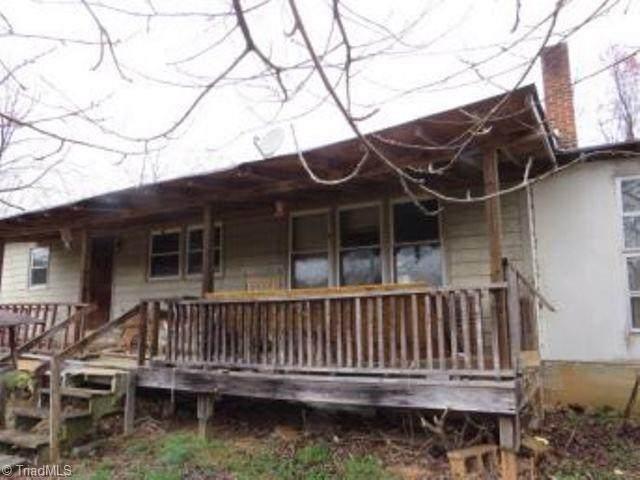 906 Grassy Fork Road, Elkin, NC 28621 (MLS #1019877) :: Team Nicholson