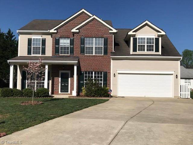 3703 Pemberton Way, High Point, NC 27265 (MLS #1019898) :: Berkshire Hathaway HomeServices Carolinas Realty