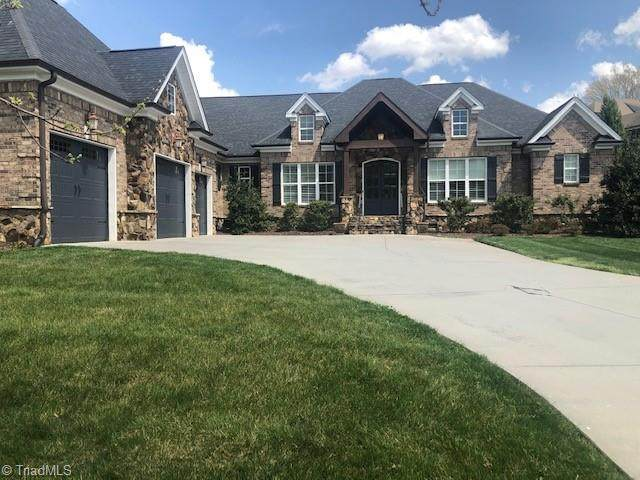 691 Brookberry Farm Circle, Winston Salem, NC 27106 (MLS #1019912) :: Berkshire Hathaway HomeServices Carolinas Realty