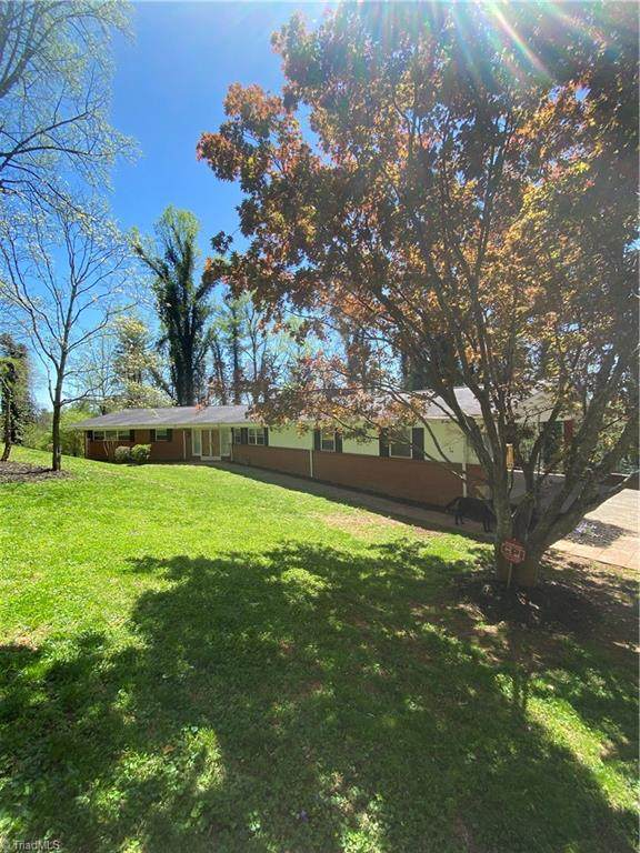 301 Buchan Street, North Wilkesboro, NC 28659 (MLS #1020472) :: EXIT Realty Preferred