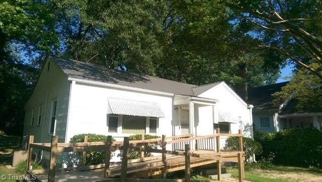 909 Sevier Street, Greensboro, NC 27406 (MLS #1020560) :: RE/MAX Impact Realty