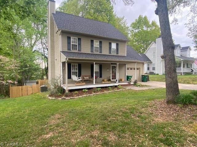 1617 Springfield Way Drive, Clemmons, NC 27012 (MLS #1020617) :: Lewis & Clark, Realtors®
