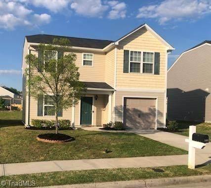 5211 Sky Hill Drive, Mcleansville, NC 27301 (MLS #1020629) :: Lewis & Clark, Realtors®