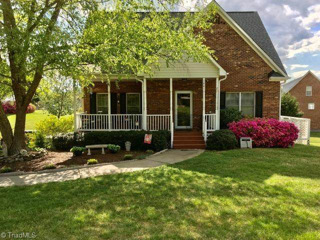 1441 Hege Road, Lexington, NC 27295 (#1020804) :: Premier Realty NC