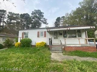 1602 Bailiff Street, Greensboro, NC 27403 (MLS #1021244) :: Team Nicholson