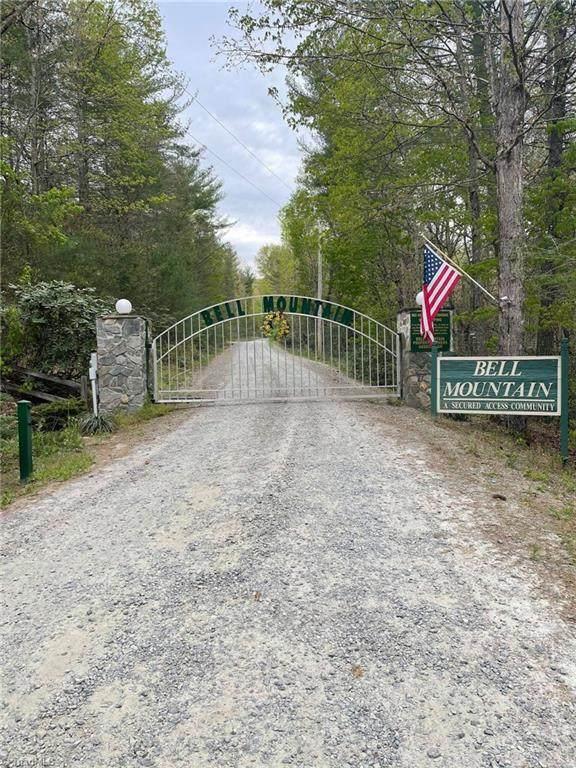 TBD Bell Mountain Road, Hays, NC 28635 (MLS #1021325) :: Ward & Ward Properties, LLC
