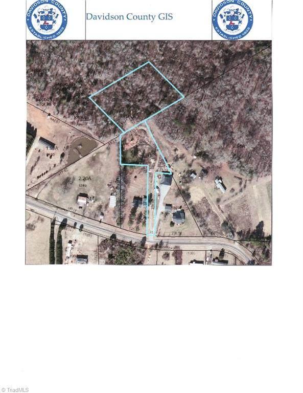 00 Owen Road, Lexington, NC 27292 (MLS #1021330) :: Ward & Ward Properties, LLC