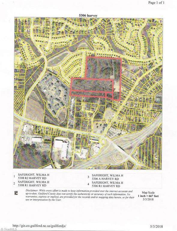 5306 R1 Harvey Road, Jamestown, NC 27282 (MLS #1021741) :: Berkshire Hathaway HomeServices Carolinas Realty