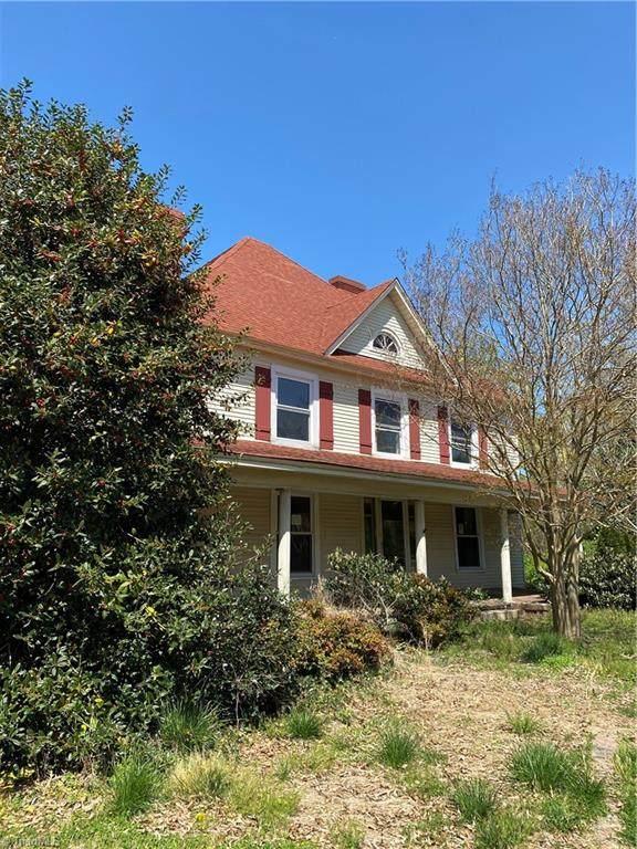 4620 Groometown Road, Greensboro, NC 27407 (MLS #1022107) :: Team Nicholson
