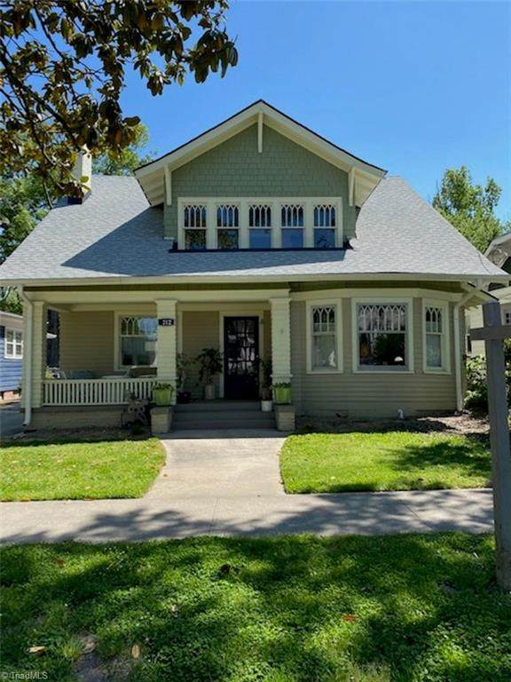 212 E Bessemer Avenue, Greensboro, NC 27401 (MLS #1022207) :: Witherspoon Realty