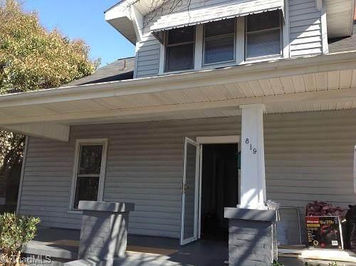 819 Lexington Avenue, Greensboro, NC 27403 (MLS #1022378) :: Lewis & Clark, Realtors®
