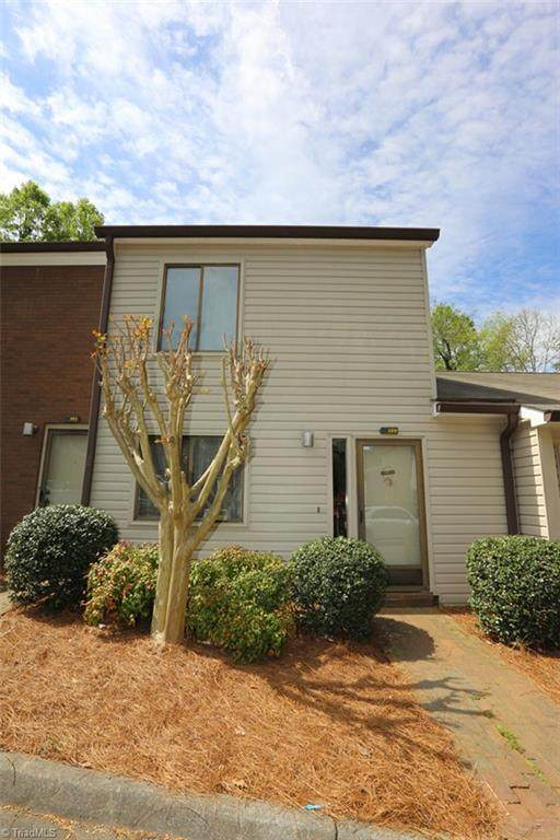 159 Forest View Drive, Winston Salem, NC 27104 (#1022625) :: Premier Realty NC