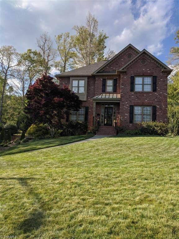 3713 Burbank Lane, Winston Salem, NC 27106 (MLS #1023117) :: Berkshire Hathaway HomeServices Carolinas Realty